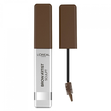 L'Oréal Paris Make-Up Designer Brow Artist Sculpt 04 Dark Brun Mascara Til Øjenbryn