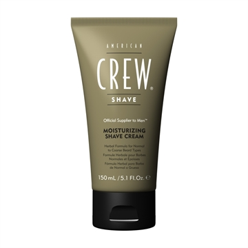 American Crew Barberings creme Shave Moist Shave Cream 150 ml
