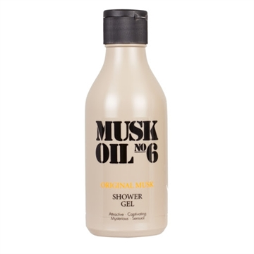 MUSK OIL NO. 6 SHOWER GEL 250 ML - ORIGINAL