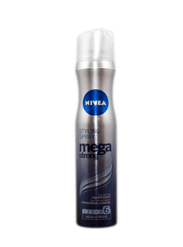 Nivea Mega Strong hårspray 250 ml
