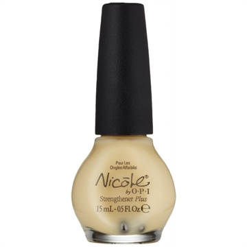 OPI Nicole By OPI Strengthener Plus 15ml For Weak Nails