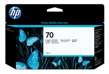 HP 70 C9449A Fotosort Tintenpatrone, 130 ml