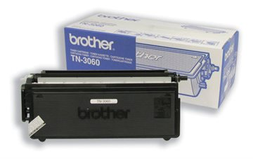 Brother TN-3060 Sort Lasertoner, 6.600 sider