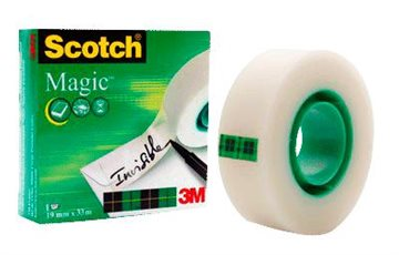 Tape Magic 3M 810 19Mmx33M
