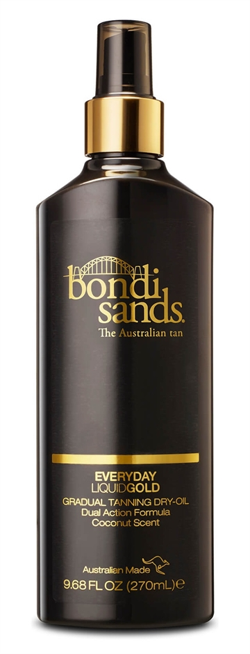Bondi Sands 270ml Everyday Liquid Gold Gradual Tanning Oil