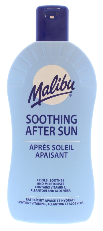 Malibu Aftersun Tan Maximizer Lotion Soothing 400ml