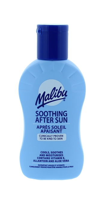 Malibu Aftersun Tan Maximizer Lotion Soothing 100ml