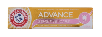 Arm & Hammer 75ml Toothpaste Advanced Sensitive