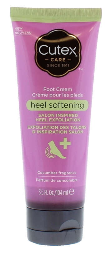 Cutex 104ml Foot Cream Heel Softening