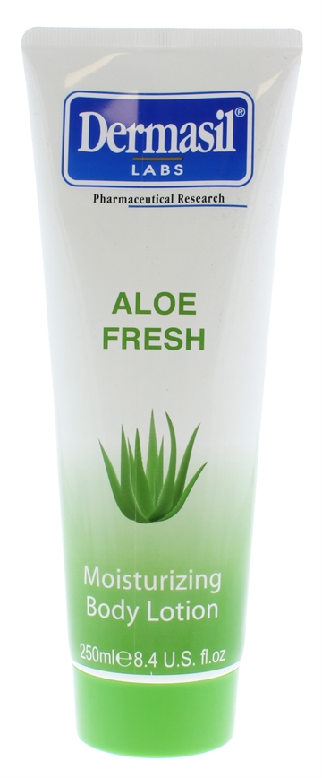 Dermasil Labs 250ml Body Lotion Moistuizing Aloe Fresh