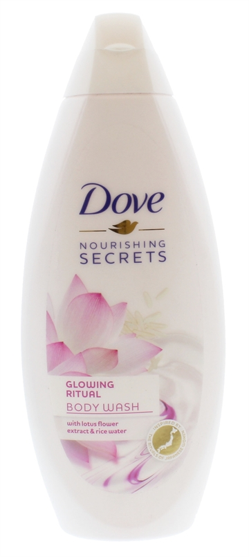 DOVE SHOWER GEL GLOWING RITUAL 250ML