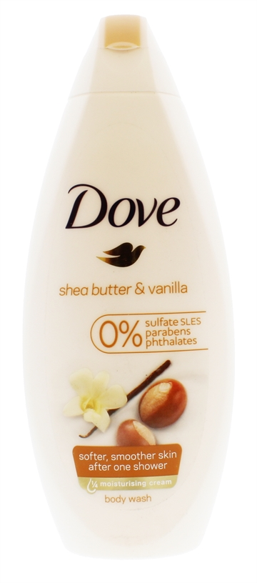 DOVE SHOWER GEL SHEA BUTTER 250ML