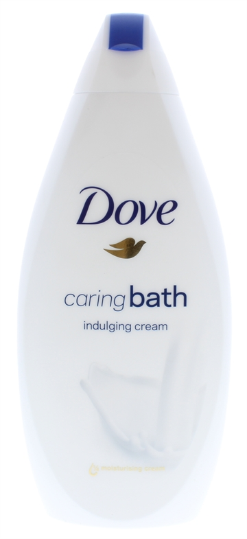 DOVE SHOWER GEL INDULGING CREAM CARING 500ML