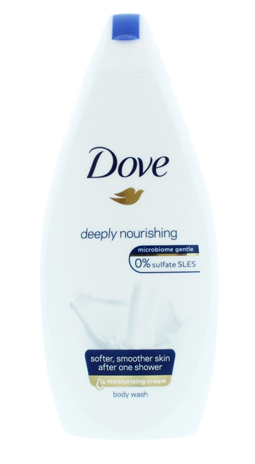 DOVE SHOWER GEL DEEPLY NOURISH 500ML