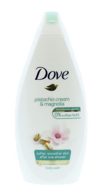 DOVE SHOWER GEL PURE PAMP PISTACHIO 500ML