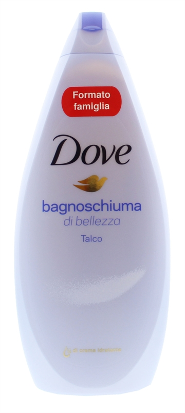 DOVE CARING SHOWER GEL TALC 700ML