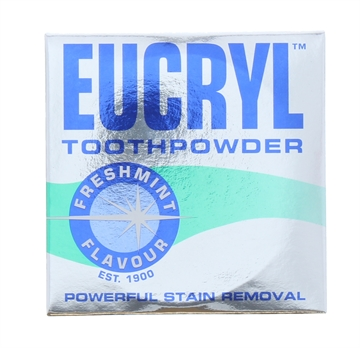 Eucryl 50G Tooth Powder Freshmint
