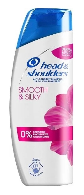 Head&Shoulders Shampoo Smooth Silk 280ml