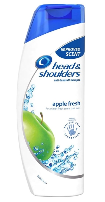 Head & Shoulders 225ml Shampoo Apple Fresh