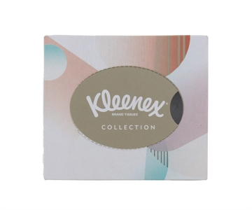 Kleenex Collection Tissues Box 56 '