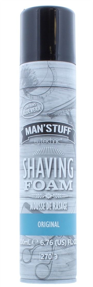 Man'stuff 200ml Shaving Foam