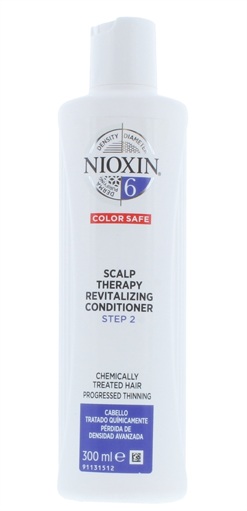 Nioxin System 6 300ml Conditioner Scalp Therapy