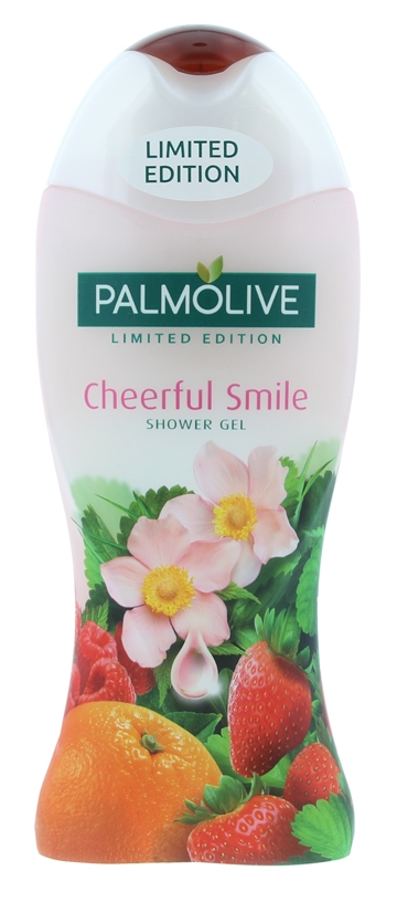 PALMOLIVE CHEERFUL SMILE SHOWER GEL250ML