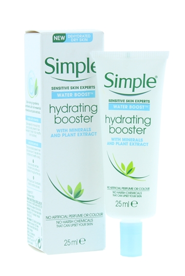 Simple 25ml Hydrating Booster Water Boost