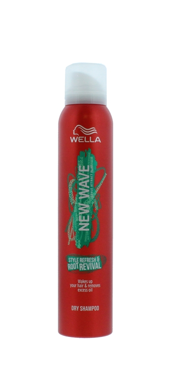 Wella N.Wave 180ml Dry Shampoo Refresh&Root Revival