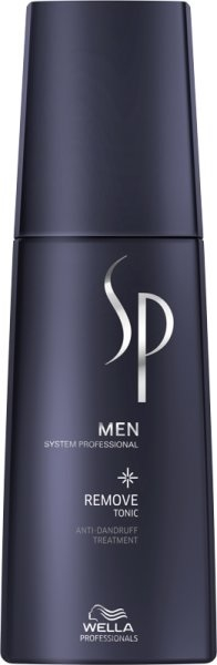 Wella Sp Mens 125ml Refreshing Scalp Tonic Treatment