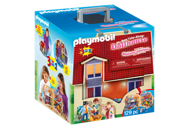 Playmobil Take Along Modern Dollhouse 5167