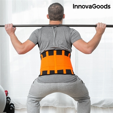 InnovaGoods Correcting and Reducing Sports Back Brace