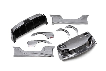 Stage-D Mazda Rx-7 Fd3S Aero Body Kit