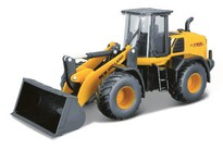 Burago Construction - New Holland W170D 1:50