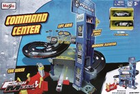 Maisto Command Center Playset Parkeringshus/racerbane