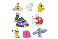 Pokemon Figures 5cm & 8cm, 8pcs