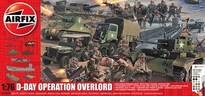 AIRFIX Operation Overlord Gift Set 1:76