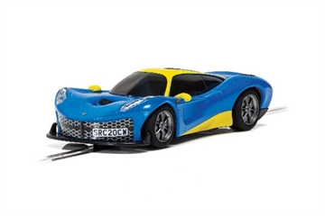 Scalextric Rasio C20 - Metallic Blue