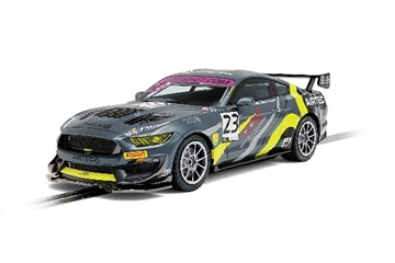Scalextric Ford Mustang Gt4 - British Gt 2019 - Race Perform