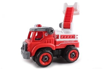 Contruck Ladder Truck R/C DIY With Sound