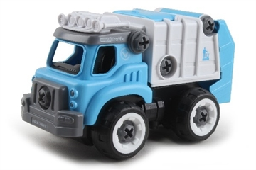 Contruck Sanitation Vehicle R/C Diy With Sound