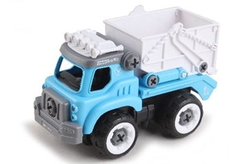 Contruck Truck With Lad R/C DIY With Sound