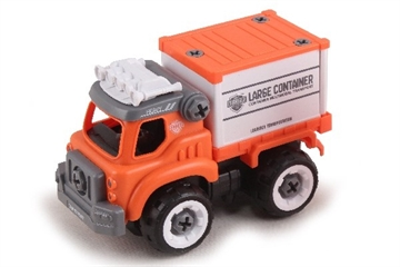Contruck Container Truck  R/C DIY With Sound