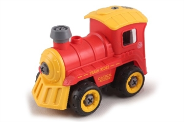 Contruck Train R/C DIY With Sound