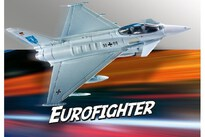 Revell Build & Play, Eurofighter Typhoon, 1:100