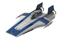 Science Fiction byggesæt Revell A-Wing Fighter 06759