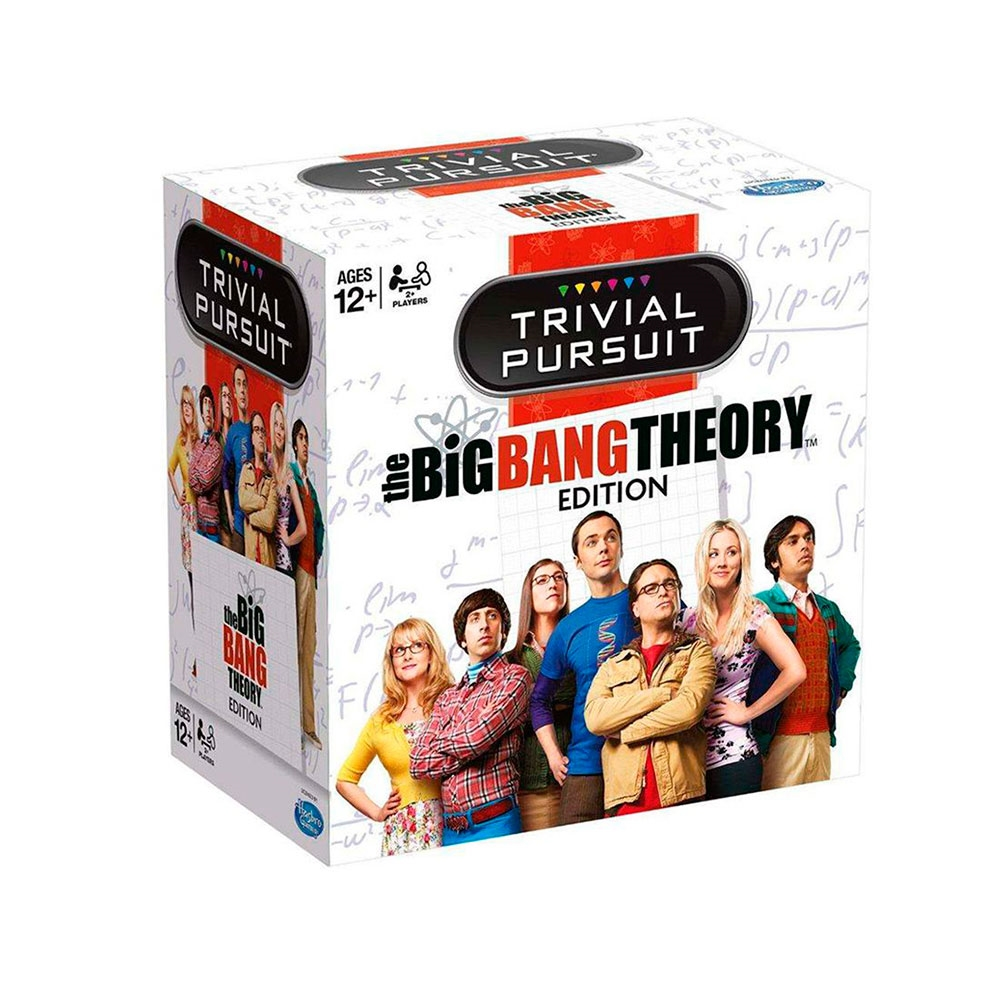 Trivial Pursuit: Big Bang Theory (EN