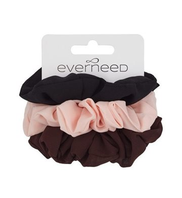 Everneed Scrunchie - coffie trio