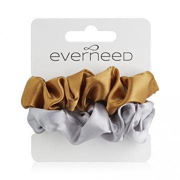 Everneed Scrunchie Silk - golden stone