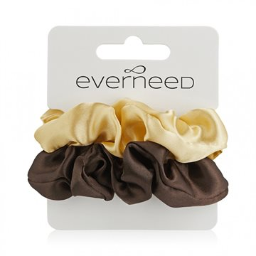 Everneed Scrunchie Silk - Lemon Toffee